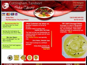 Cottingham Tandoori