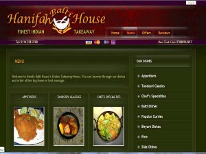 Hanifah balti house