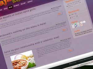 derby web design